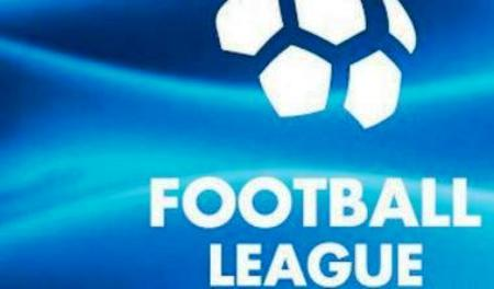 football league κληρωση